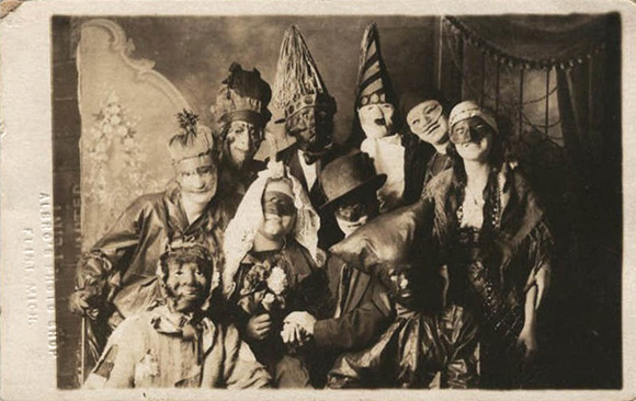 Ghosts of Halloween Costumes Past | S. K. Epperson